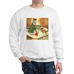 ALICE & THE CATERPILLAR Sweatshirt