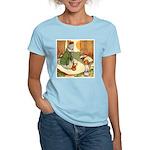 ALICE & THE CATERPILLAR Women's Light T-Shirt