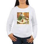 ALICE & THE CATERPILLAR Women's Long Sleeve T-Shir