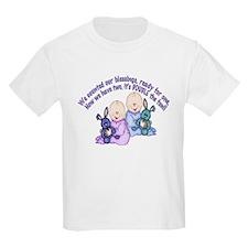 Double Fun Twins T-Shirt