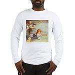 ALICE & THE CAUCUS RACE Long Sleeve T-Shirt