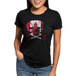 ALICE & THE CAUCUS RACE Organic Kids T-Shirt (dark