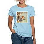 ALICE & THE CAUCUS RACE Women's Light T-Shirt