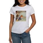 ALICE & THE CAUCUS RACE Women's T-Shirt