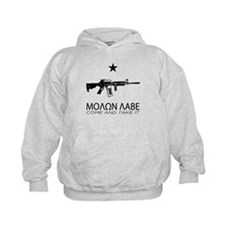Molon Labe - Come and Take It Hoodie