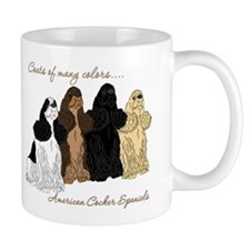 Cocker Colors Mug