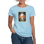 Mount Vernon Police Women's Light T-Shirt