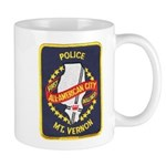 Mount Vernon Police Mug