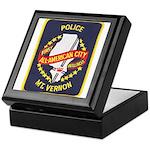 Mount Vernon Police Keepsake Box