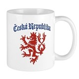 Ceska Republika Coffee Mug