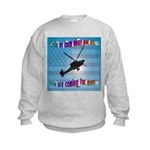 Turkey and Wreath Women's Raglan Hoodie