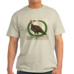 Turkey and Wreath Light T-Shirt