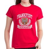 Frankfurt Germany Tee