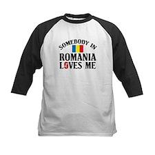 Somebody In Romania Tee