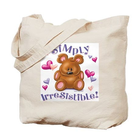 Simply Irresistible! Tote Bag