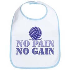 No Pain No Gain Volleyball Bib