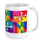 Cute Rainbow photography Mug