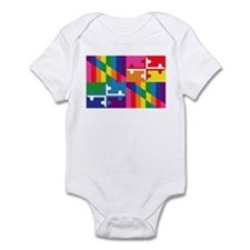 Unique Orginal Infant Bodysuit