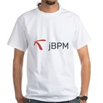 jBPM White T-Shirt