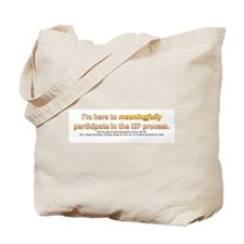 Cute Meaningful Tote Bag
