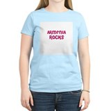 ARMENIA ROCKS Women's Pink T-Shirt