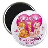 "You and Me 2.25"" Magnet (10 pack)"