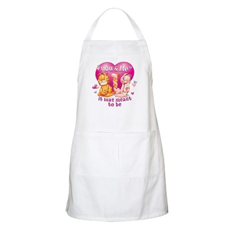 You and Me Apron