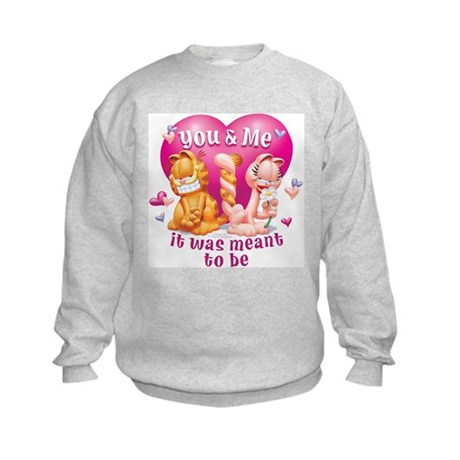 You and Me Kids Sweatshirt