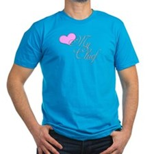 Heart my Chief (Navy Ladies) T