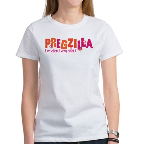 Pregzilla Women's T-Shirt