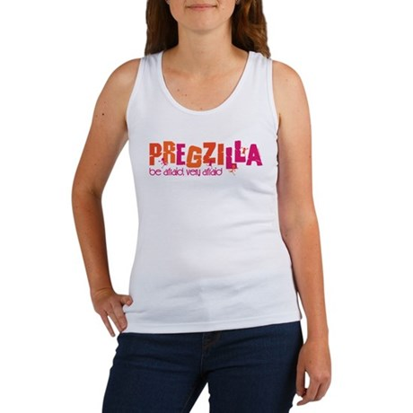 Pregzilla Women's Tank Top