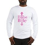 Babe Baby Long Sleeve T-Shirt