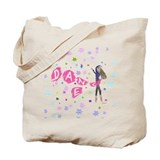 Spring Dance colorful Tote Bag