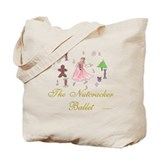 Clara and her Nutcracker Ball Tote Bag