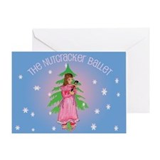 The Nutcracker Ballet Greeting Card