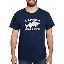 CAPTAIN WALLEYE T-Shirt