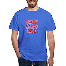 Brady Sawks Cack T-Shirt