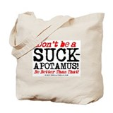 Cool Play like a champion today Tote Bag