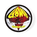 GBMI Band Wall Clock new logo