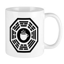 Dharma Coffee Small Coffee Mug - LOST