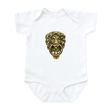 Lion Door Knocker Infant Bodysuit