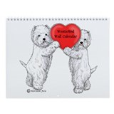 WestieMed's Wall Calendar