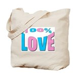 Maternity Love Tote Bag