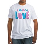 Maternity Love Fitted T-Shirt