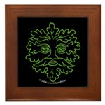 GreenMan Nite Framed Tile