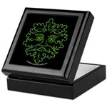 GreenMan Nite Keepsake Box
