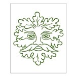 GreenMan Small Poster