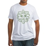 GreenMan Fitted T-Shirt