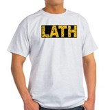 LATH Ash Grey T-Shirt