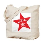 Movie Star Tote Bag